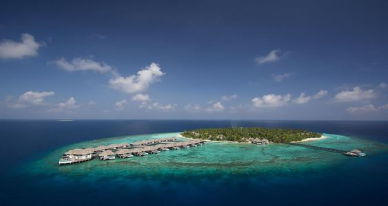 9 июня вебинар с Outrigger Konotta Maldives Resort