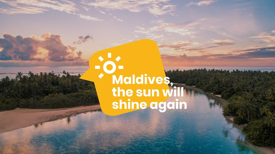 8 июня Facebook Live Event «Maldives: The Sun Will Shine Again»